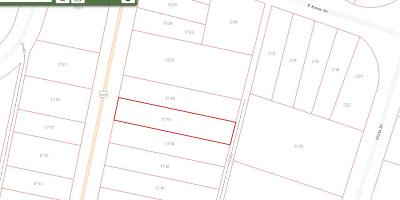 Durham County Residential Lots & Land For Sale: 1716 N Roxboro Street