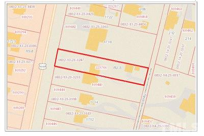 Durham County Residential Lots & Land For Sale: 1718 N Roxboro Street