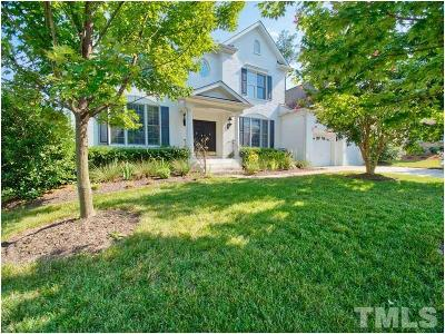 Raleigh Single Family Home For Sale: 9413 Collingdale Way