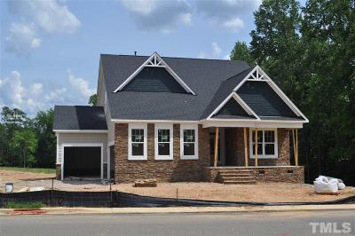Wake Forest Single Family Home Pending: 713 Hydrangea Field Court