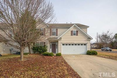 Holly Springs Single Family Home For Sale: 433 Stobhill Lane