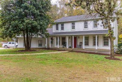 Cary Single Family Home For Sale: 11225 Penny Road