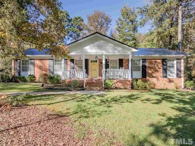Lee County Single Family Home Contingent: 2808 Chippendale Trail