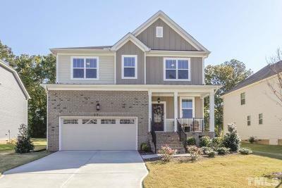 Single Family Home For Sale: 8112 Wheeler Woods Drive
