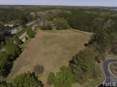 Wake County Residential Lots & Land For Sale: Possum Track Road