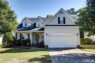 Wake Forest Single Family Home For Sale: 8536 Battery Crest Lane