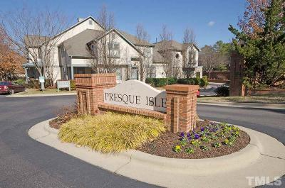 Chapel Hill Condo For Sale: 508 Presque Isle Lane