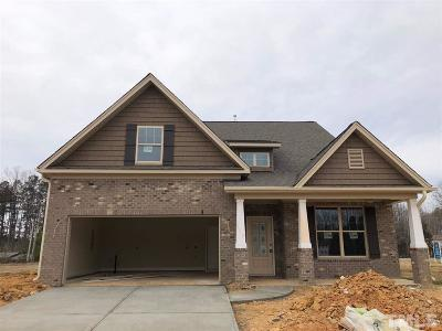 Mebane Single Family Home For Sale: 1210 Newton Drive