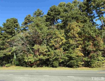 Chapel Hill Residential Lots & Land For Sale: 828 Nc 54 Highway West