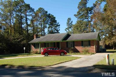 Johnston County Single Family Home Pending: 203 Birch Street