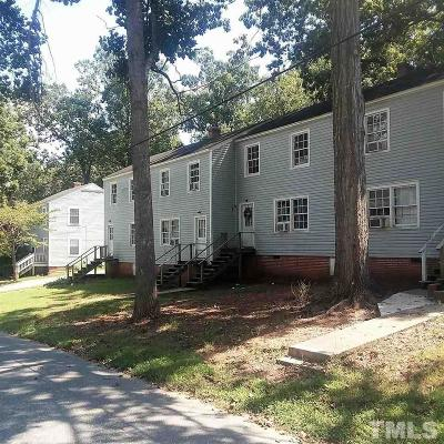 Chatham County Multi Family Home For Sale: W Dolphin Street West