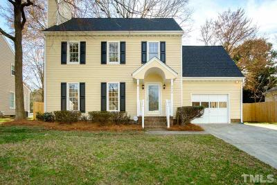 Raleigh Single Family Home For Sale: 4308 Easthampton Drive