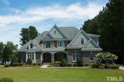 Nash County Single Family Home For Sale: 8081 Briar Creek Road