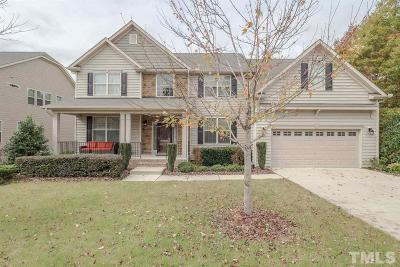 Wake Forest Single Family Home For Sale: 4717 Capefield Drive