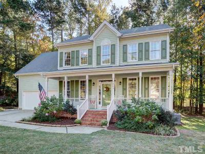 Pearson Farms Single Family Home Contingent: 1303 Albertson Place