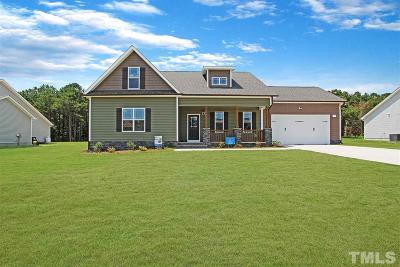 Clayton Single Family Home For Sale: 99 Haystack Lane