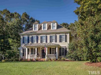 Single Family Home For Sale: 3720 Knollcreek Drive