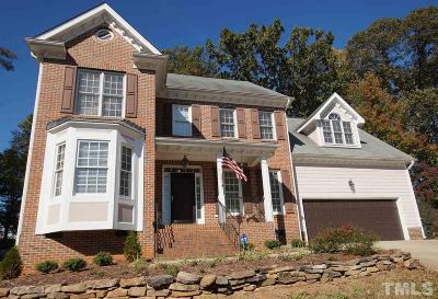 Raleigh NC Single Family Home For Sale: $409,000