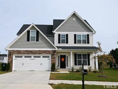 Zebulon Single Family Home For Sale: 4148 Weavers Pond Drive