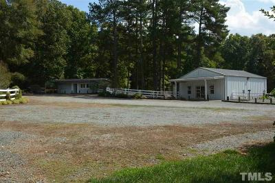 Chatham County Commercial For Sale: 2411 Us 64 Business W
