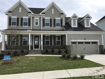 Wake Forest Single Family Home For Sale: 3220 Star Gazing Court