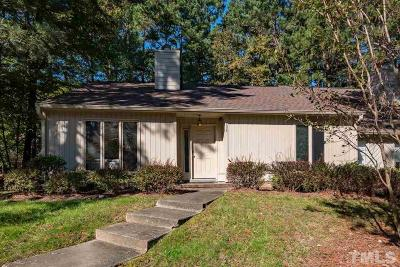 Chapel Hill Townhouse Contingent: 138 Berry Patch Lane