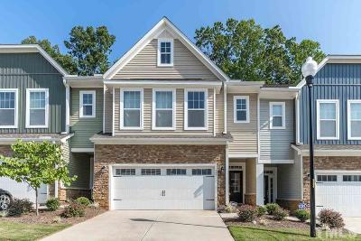 Townhouse For Sale: 141 Wards Ridge Drive