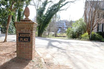 Wake County Residential Lots & Land For Sale: 833 Lassiter Place