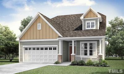 Wake County Single Family Home Contingent: 1020 Poppy Field Lane #417 TSF