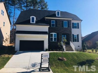 Cary Single Family Home For Sale: 1508 Cavalcade Drive #78