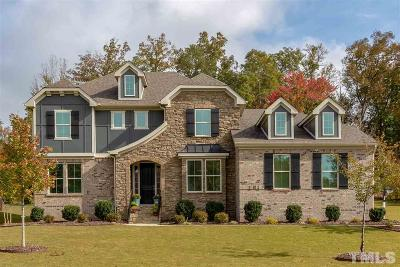 Chapel Hill Single Family Home For Sale: 363 Stoney Creek Way