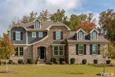 The Legacy At Jordan Lake Single Family Home For Sale: 363 Stoney Creek Way