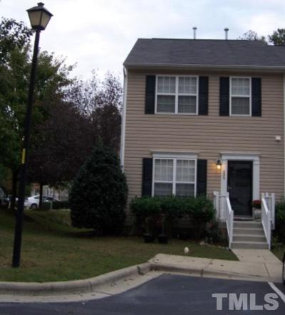 Apex Townhouse For Sale: 305 Anterbury Drive