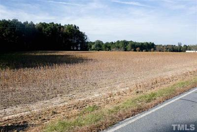 Johnston County Residential Lots & Land For Sale: 2223 Shoeheel Road