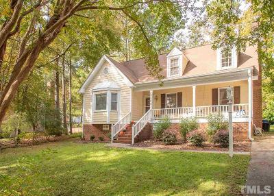 Raleigh Single Family Home For Sale: 7109 Tullamore Drive
