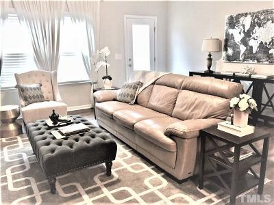Morrisville Townhouse For Sale: 115 Winifred Drive