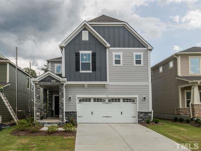 Holly Springs Single Family Home For Sale: 309 Sage Oak Lane