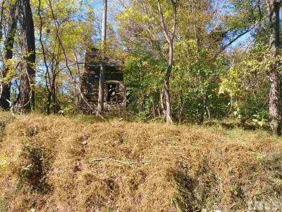 Orange County Residential Lots & Land For Sale: Lot 3 Morrow Mill Road