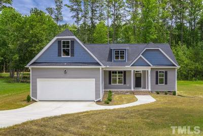 Louisburg Single Family Home For Sale: 85 Dunhill Lane