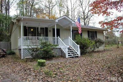 Youngsville Single Family Home For Sale: 1014 Holden Road