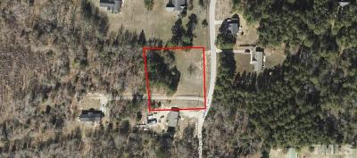 Wake Forest Residential Lots & Land For Sale: 11232 Jeffreys Lane