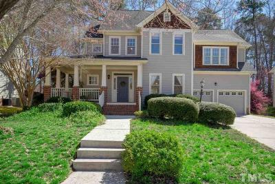 Raleigh NC Single Family Home For Sale: $365,000