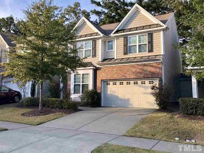 Morrisville Rental For Rent: 108 Hammond Wood Place
