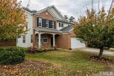Holly Springs Single Family Home For Sale: 201 Milpass Drive