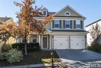 Cary Single Family Home For Sale: 641 Piper Stream Circle