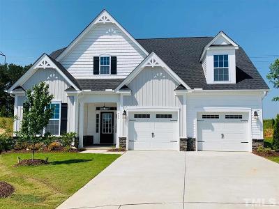 Clayton Single Family Home For Sale: 456 Mallard Loop Drive