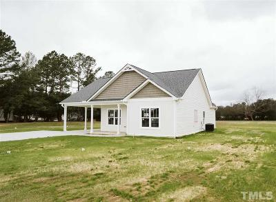 Erwin NC Single Family Home Pending: $169,900