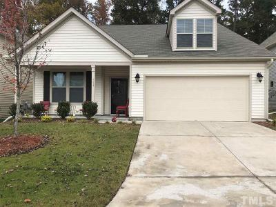 Durham Single Family Home For Sale: 111 Northern Shrike Court