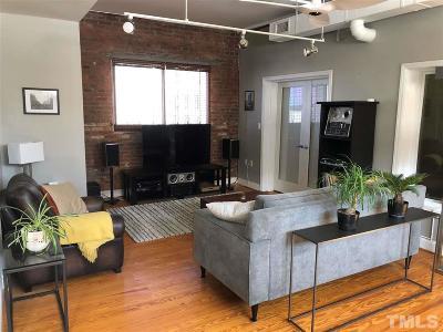 Durham Condo For Sale: 109 W Main Street #401