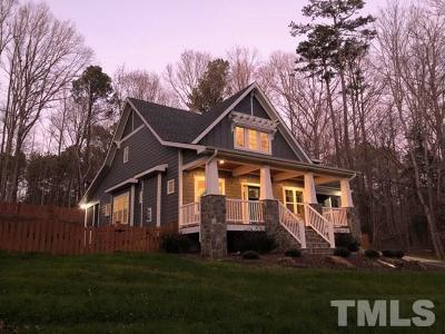 Louisburg Single Family Home For Sale: 121 Iriquois Drive